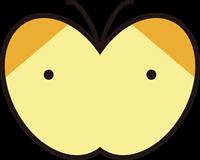 蝶のイラスト②