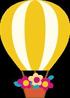 気球のイラスト②