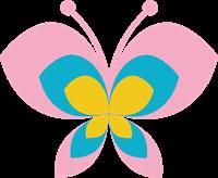 蝶のイラスト③