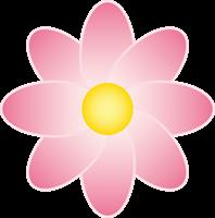 お花のイラスト④