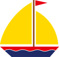 ヨットのイラスト