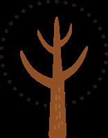 木のイラスト②
