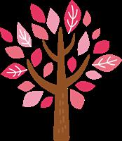 木のイラスト③