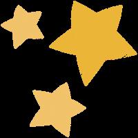 星のイラスト③