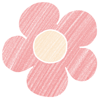 お花のイラスト⑧