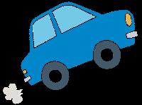 自動車のイラスト②