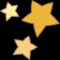 星のイラスト④