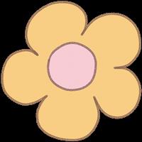 お花のイラスト⑫