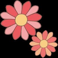 お花のイラスト⑭