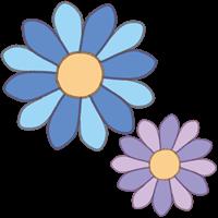 お花のイラスト⑮