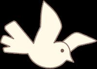鳥のイラスト⑤