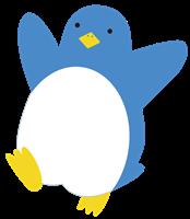 ペンギンのイラスト②