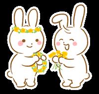 ウサギのイラスト