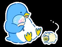 ペンギンのイラスト③