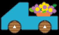 積み木の車⑤